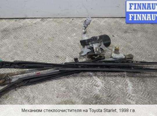 Моторчик стеклоочистителя на Toyota Starlet III P9