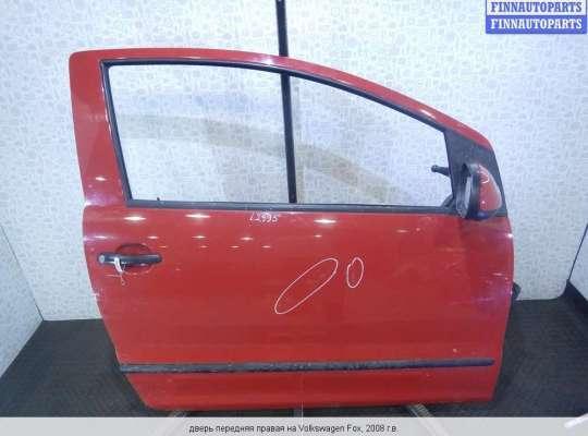 Дверь боковая на Volkswagen Fox (5Z)