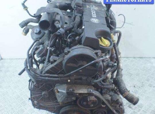 Двигатель (ДВС) Z 17 DTH,Z 17 DT