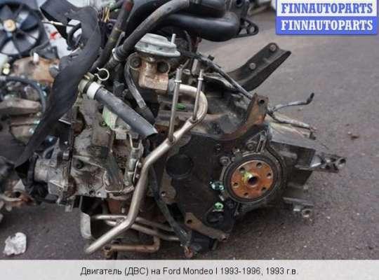 Двигатель (ДВС) NGA