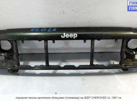 Панель передняя (телевизор) на Jeep Cherokee I (XJ)