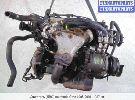 Двигатель (ДВС) D14A7