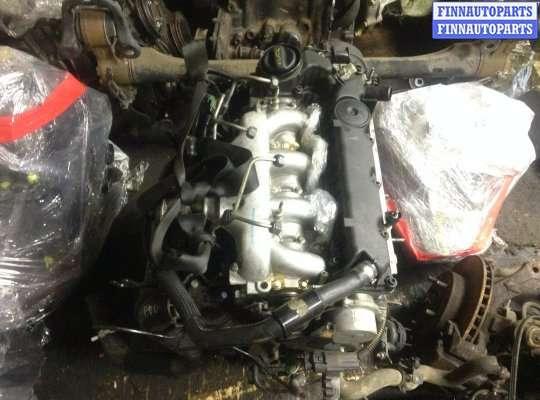 Двигатель (ДВС) 4HW (DW12ATED4)