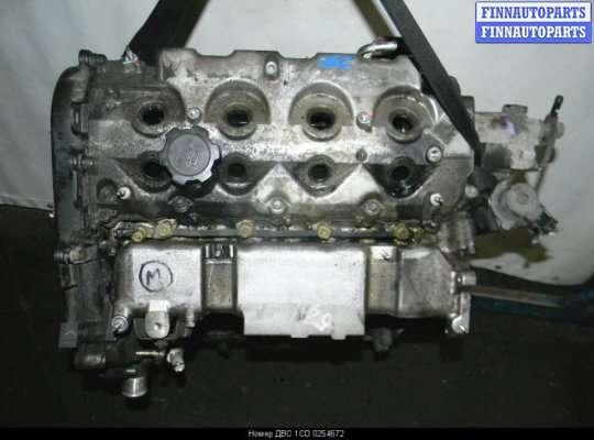 ДВС (Двигатель) на Toyota Previa 2