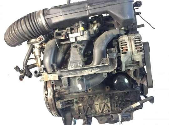 Двигатель (ДВС) EDBA,EDBB,EDBC,EDBD