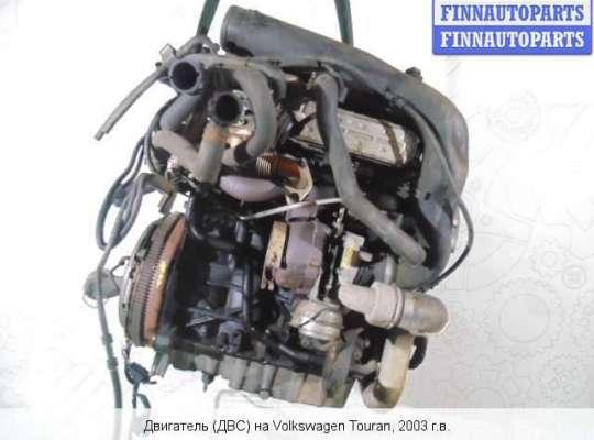 Двигатель (ДВС) AZV