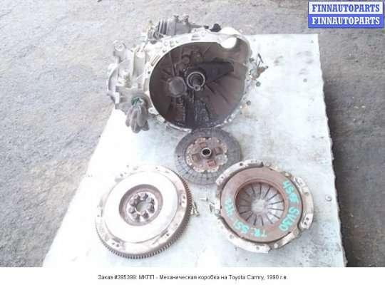 МКПП - Механическая коробка на Toyota Camry SV30 (правый руль)