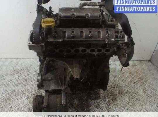 Двигатель (ДВС) F5R 740