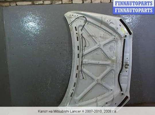 Капот на Mitsubishi Lancer X