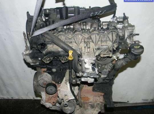 Двигатель (ДВС) 4HN (DW12MTED4)