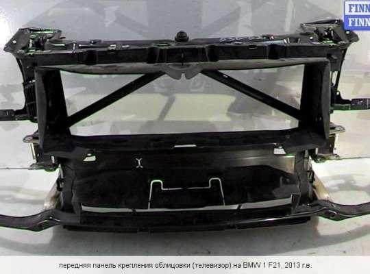 Панель передняя (телевизор) на BMW 1 (F20/F21)