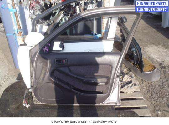 Дверь боковая на Toyota Camry SV30 (правый руль)