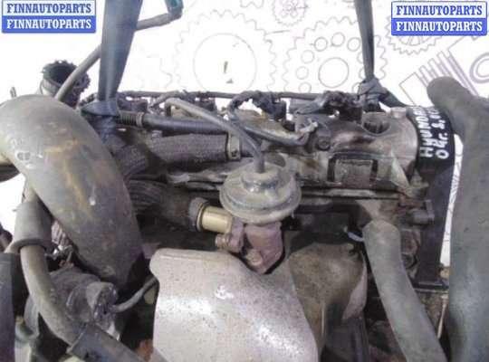 Двигатель (ДВС) D4EA