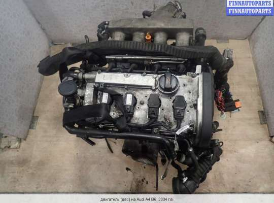 Двигатель (ДВС) BEX