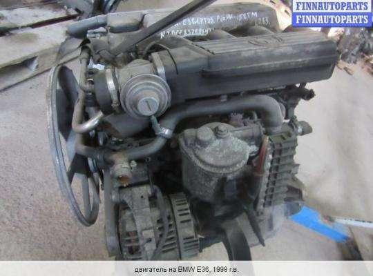 Двигатель (ДВС) M41 D18
