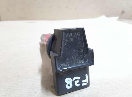 купить Катушка зажигания на Skoda Fabia II (5J)