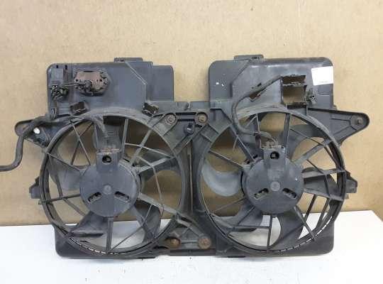 купить Вентилятор радиатора на Mazda Tribute I