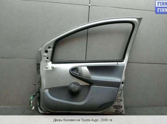 купить Дверь боковая на Toyota Aygo