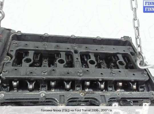 купить Головка блока цилиндров (ГБЦ в сборе) на Ford Transit Bus FDBY