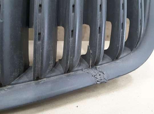 купить Решетка радиатора на Skoda Fabia II (5J)