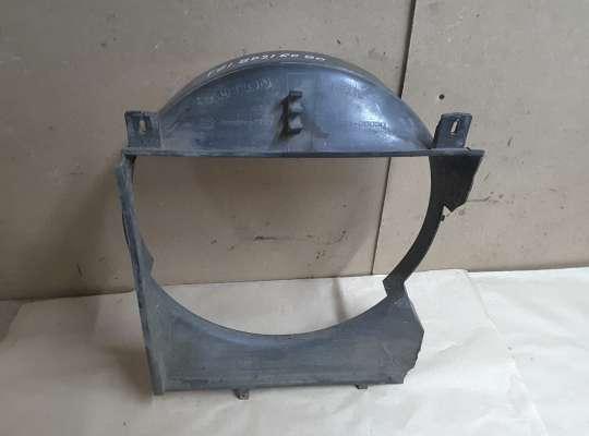 купить Диффузор (кожух) вентилятора радиатора на SsangYong Musso