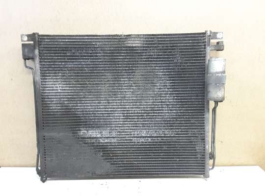 купить Радиатор кондиционера на Nissan Navara (D40)