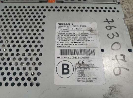 купить Магнитола на Nissan Primera (P12)