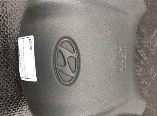 купить Подушка безопасности водителя (AirBag) на Hyundai Tucson (JM)