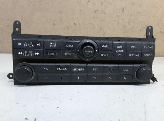 купить Блок кнопок на Nissan Navara (D40)