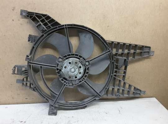 купить Вентилятор радиатора на Renault Kangoo II (KW_)