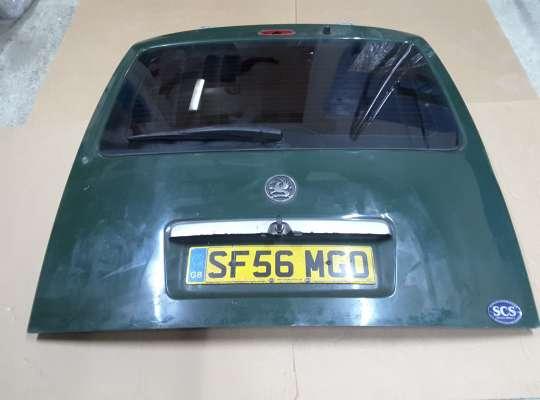 купить Крышка багажника на Opel Combo C