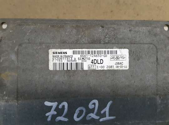 купить ЭБУ ДВС (блок управления двигателем) на Ford Fusion (JU)