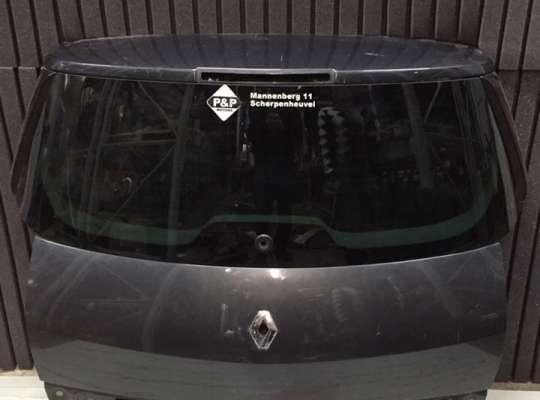 купить Крышка багажника на Renault Scenic II