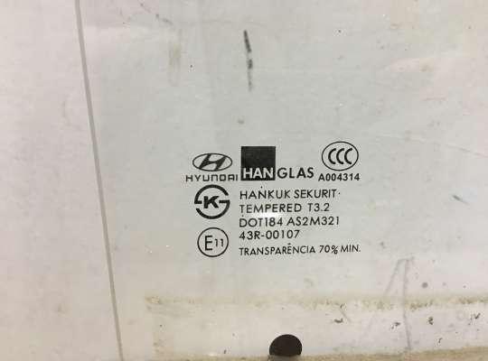 купить Стекло боковое двери на Hyundai Getz