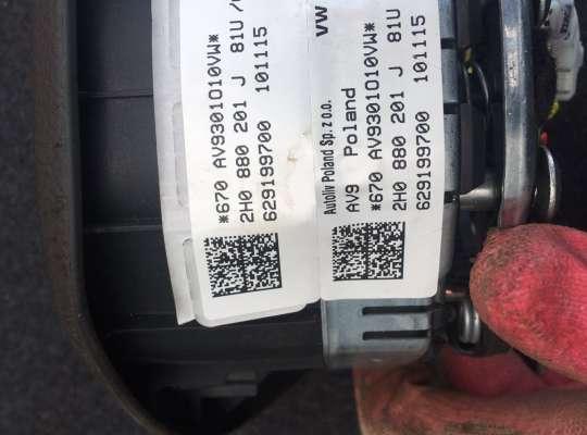 купить Подушка безопасности водителя (AirBag) на Volkswagen Amarok (2H)