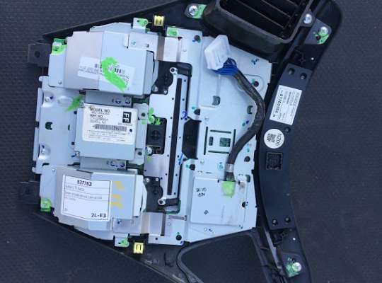 купить Блок управления печкой на Subaru Tribeca