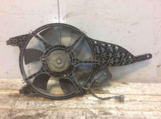 купить Вентилятор радиатора на Nissan Navara (D40)