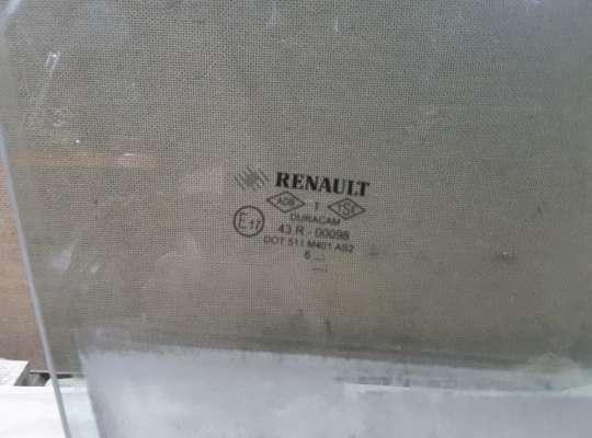 купить Стекло боковое двери на Renault Megane II