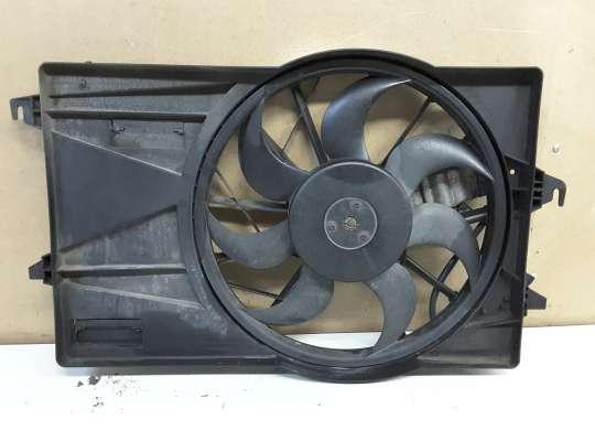 купить Вентилятор радиатора на Ford Mondeo III