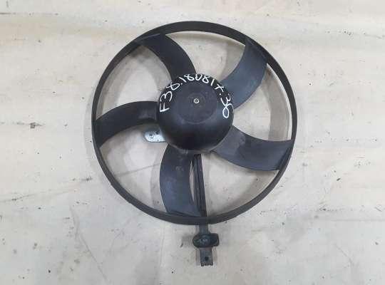 купить Вентилятор радиатора на Skoda Fabia II (5J)