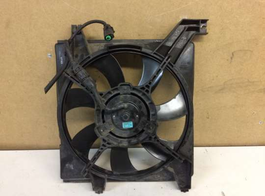 купить Вентилятор радиатора на Hyundai Coupe / Tiburon II (GK)