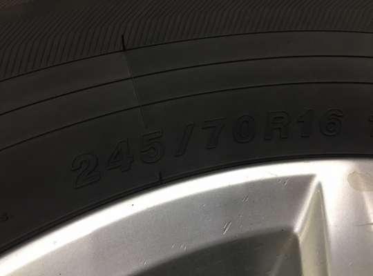 купить Диск колёсный на Volkswagen Amarok (2H)