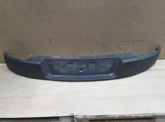 купить Накладка заднего бампера на Renault Megane II