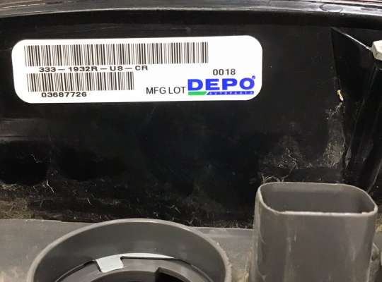 купить Фонарь задний на Jeep Cherokee II / Liberty (KJ)
