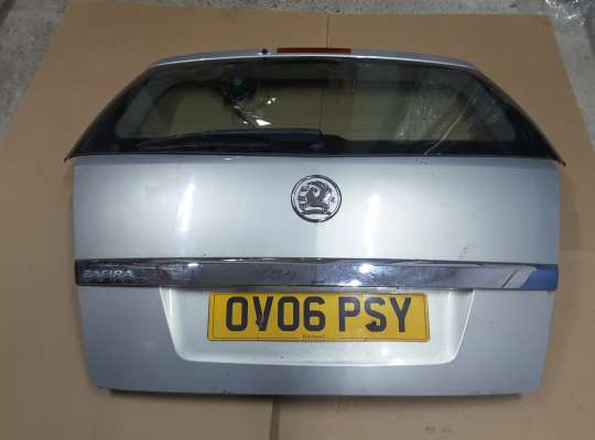 купить Крышка багажника на Opel Zafira B