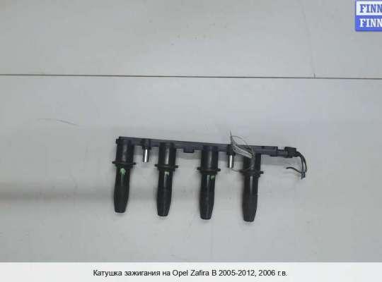 купить Катушка зажигания на Opel Zafira B