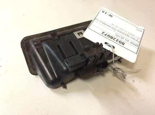 купить Ручка крышки багажника (задней двери) на BMW X5 (E70)