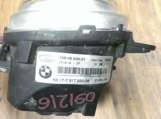 Фара противотуманная (ПТФ) на BMW X3 (F25)