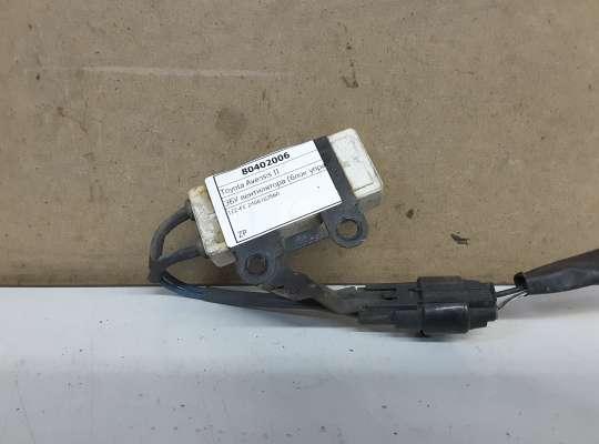 купить ЭБУ вентилятора (блок управления вентилятором) на Toyota Avensis II