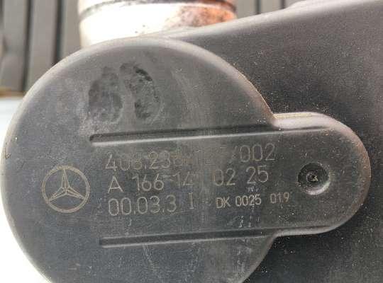 купить Заслонка дроссельная на Mercedes-Benz A (W168)